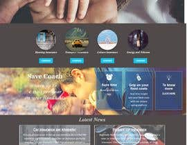 #22 for Redesign for excisting website (more commercial look and feel) by manawebapp