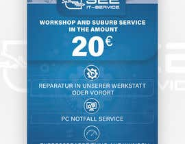 #5 for Flyer für IT Service by nayeem14128