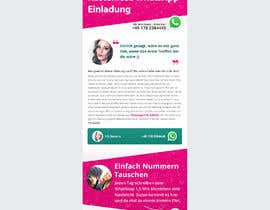 #24 for Design a NEWSLETTER MOCKUP by davevvave