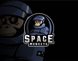 #19 cho Space monkey Gaming bởi OlexandroDesign