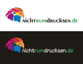 #453 for Logo Design for nichtrumdrucksen.de by simonshy