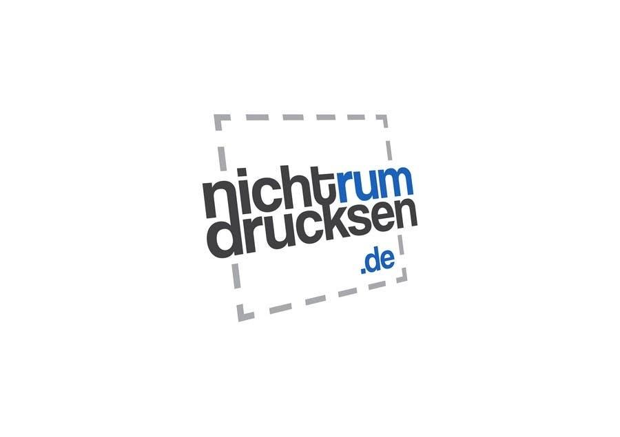 Konkurrenceindlæg #635 for Logo Design for nichtrumdrucksen.de