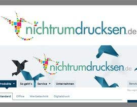 #749 for Logo Design for nichtrumdrucksen.de by jummachangezi