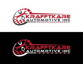 #104 cho Krafftkare Automotive Inc bởi graphicscince