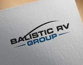 #137 for Balistic RV Group Logo Design by nipungolderbd
