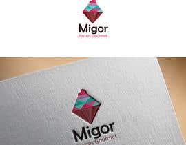 #45 for Logo for desserts , cakes, cupcakes, cookies etc- Migor, postres gourmet af micana