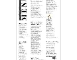 #19 untuk Restaurant Menu Design oleh Jol3