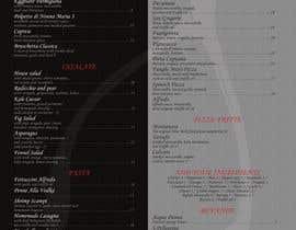 #51 for Restaurant Menu Design by jbktouch