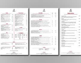 #54 for Restaurant Menu Design by vigs01