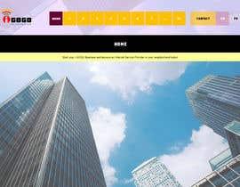 #5 for Design a Website Mockup by jatinparihar1996