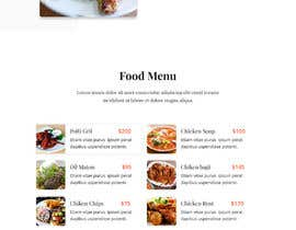 #59 for I need a website template design by tanbirpabel
