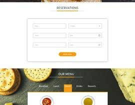 #58 for I need a website template design by margipansiniya