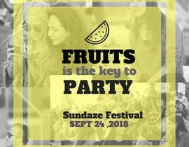 #6 for Event Identity Design for Sundaze by GirlieV