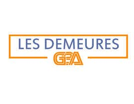 #79 for LOGO DEMEURES GBA by katrybalko18