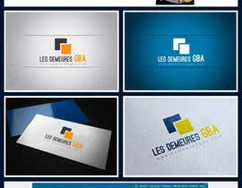 #56 for LOGO DEMEURES GBA by Winner008