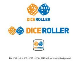 #48 for logo design for Dice-Roller by AbsoluteArt