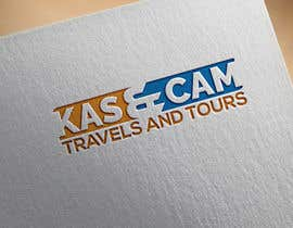 #82 for kas&cam travels and tours by simladesign2282