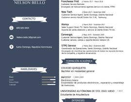 #14 for Resume desing by jhosser