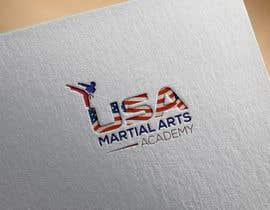 nº 33 pour karate logo par kamrunn115