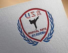 nº 53 pour karate logo par Asif0088
