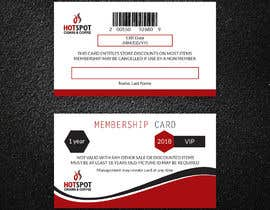 #119 for Design a Membership Card by Fysal3