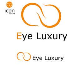 #14 for Create a logo for new sunglasses website Eye Luxury by damiimad