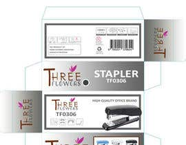 #11 for desktop stapler machine packaging box by ubaid92