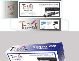 #13 for desktop stapler machine packaging box by ubaid92
