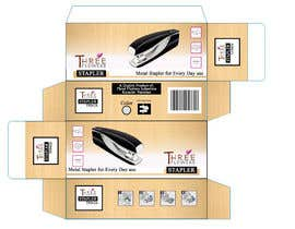 #22 for desktop stapler machine packaging box by shoaibnoman