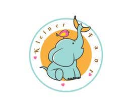 #55 for Illustrate cute logo with elephant for kids brand by Jacksonmedia