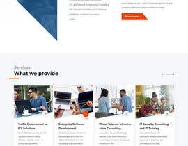#24 for Build a website for our tech-startup company af syrwebdevelopmen