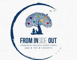 "#84 για I am starting a health coaching business with the slogan ""From Inside Out"".  I offer a holistic approach to health and realizing your health goals.  Market is the whole family. Other services private/group yoga classes and reiki healing services. από derdelic"