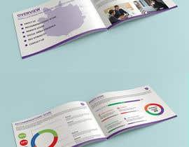 """#20 for Design a Brochure- """"Purple Dot Report"""" by mdtafsirkhan75"""
