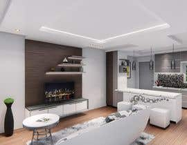 #28 for Redesign interior and exterior rendering in 3d by zeldom