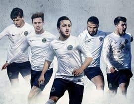 nº 29 pour EASY & SIMPLE:  one football image / banner / poster par emanadel96