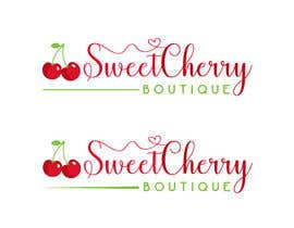 #24 for Hi! I need a logo designed please for my baby clothes/home made baby products business. The business name is: Sweet Cherry Boutique. I would like an image of a cherry somewhere in the logo please. by mun0202mun