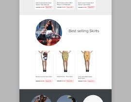 znxked tarafından Modern Email Marketing Template Design için no 13