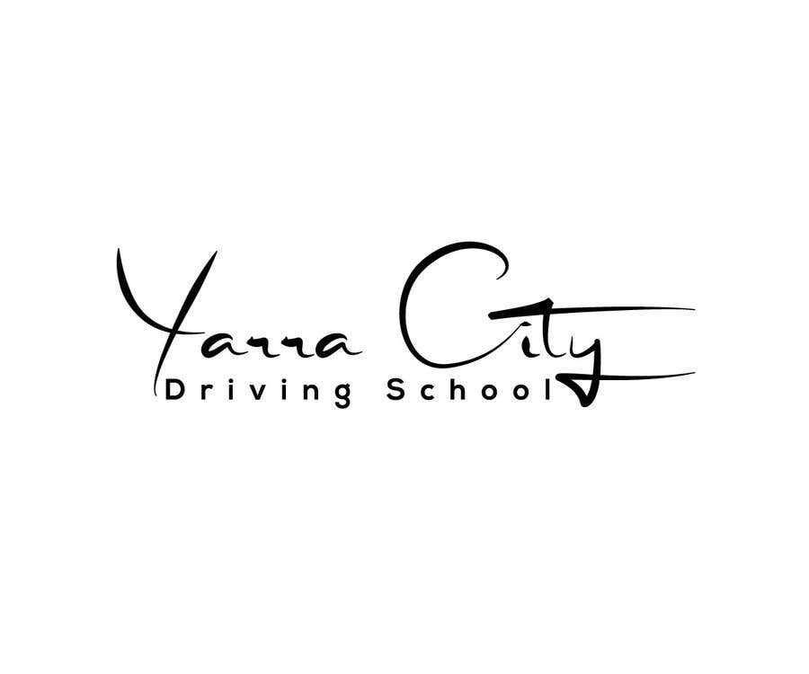 Entry 37 by beautylady for make me a logo and business card for contest entry 37 for make me a logo and business card for driving school in reheart Image collections
