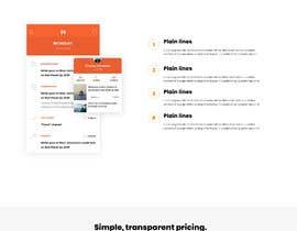 #14 for Website to attract subscribers for a webapp by chiku789