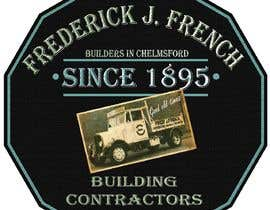 #3 We own a small construction company and want to create a retro design tshirt using the logo and pic of old van on the website www.frederickjfrench.co.uk részére HamsterlabsDE által