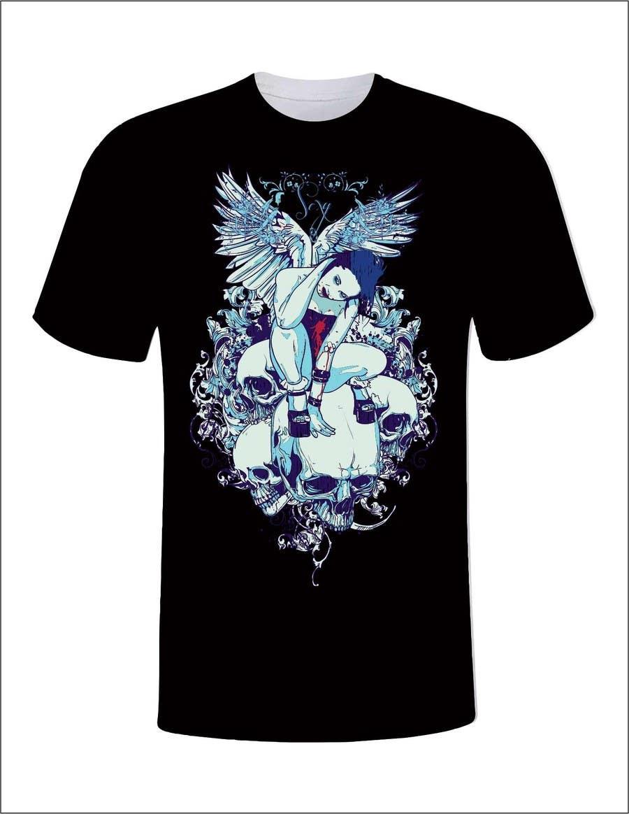 Inscrição nº                                         67                                      do Concurso para                                         Design a T-Shirt for bFOREAL