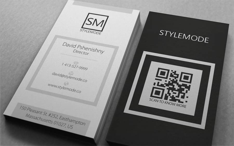 #33 for Stationery Design for STYLEMODE, a online clothing and accessories retailer by midget