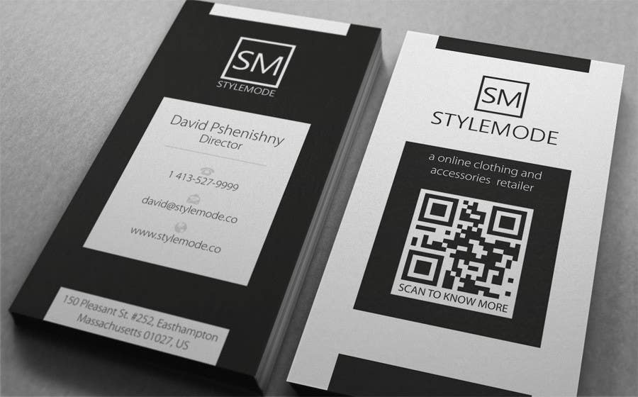 #35 for Stationery Design for STYLEMODE, a online clothing and accessories retailer by midget