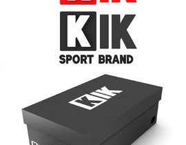 #95 para Create name and logotype for a brand shoe store - Crear nombre y logo para una tienda de zapatillas de marca de thiagof1c4