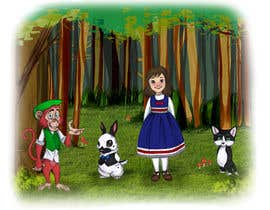 #22 for A competition for Samples of Character illustrations for a children's book by flordrev