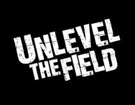 #313 para UNLEVEL THE FIELD - Re-Do Graphic for Sports Company por mrblaise