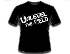 #361 para UNLEVEL THE FIELD - Re-Do Graphic for Sports Company por buddy036