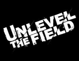 #334 para UNLEVEL THE FIELD - Re-Do Graphic for Sports Company por dylan1230