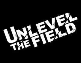 #262 para UNLEVEL THE FIELD - Re-Do Graphic for Sports Company por dylan1230