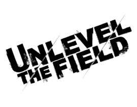 #335 pentru UNLEVEL THE FIELD - Re-Do Graphic for Sports Company de către dylan1230